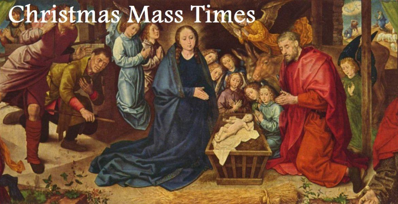 2017 Christmas Mass Times