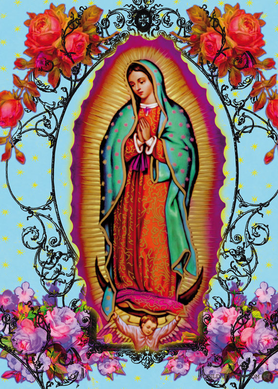 Join us for the Celebration of Our Lady of Guadalupe